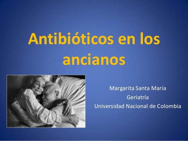 farmacocinetica antibioticos: