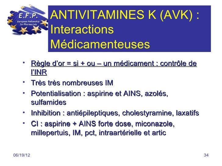 Anticoagulants (1)