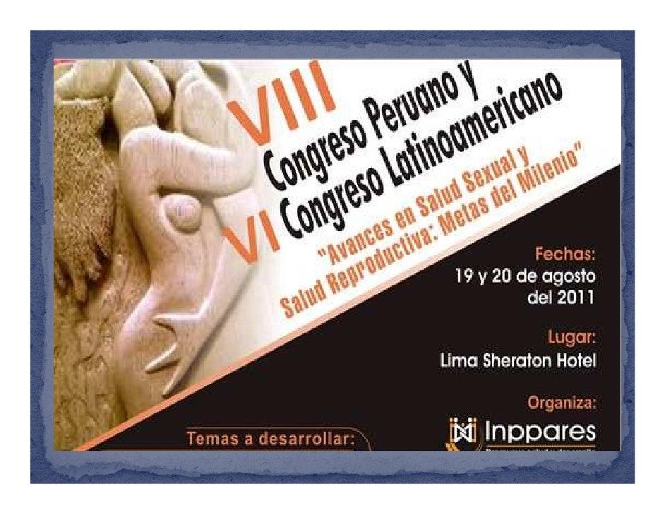"""""""Anticoncepción en Mujeres con VIH,      Enfermedades Hepáticas""""     Dr. Dante Benavides Morales             H.N.E.R.M."""