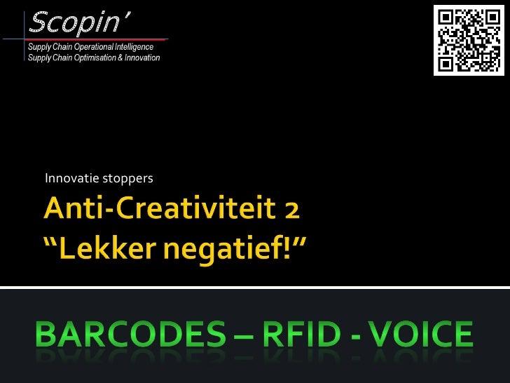 Anti creativiteit 3 nl