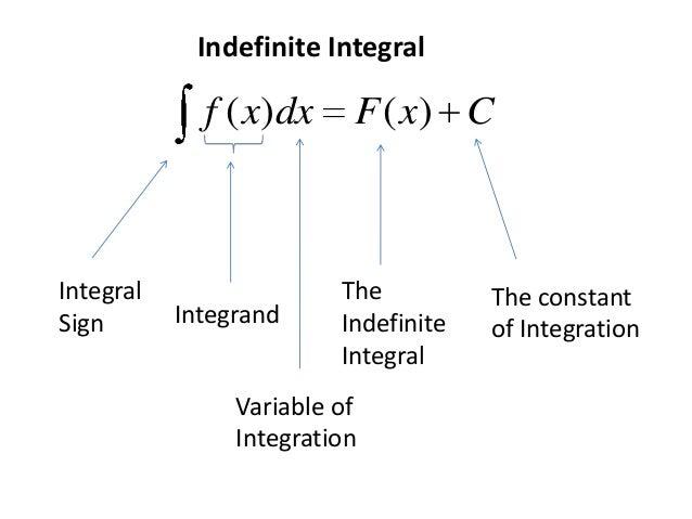 intrgral