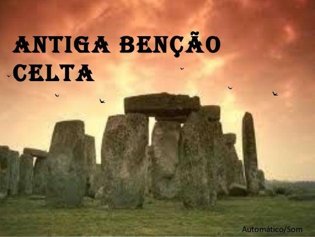 Antiga bencao celta 2