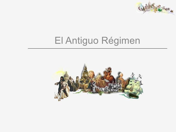Antiguoregimen