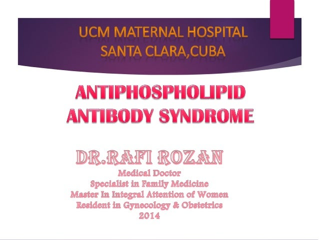 what esteem averse group antibody atnear pregnancy
