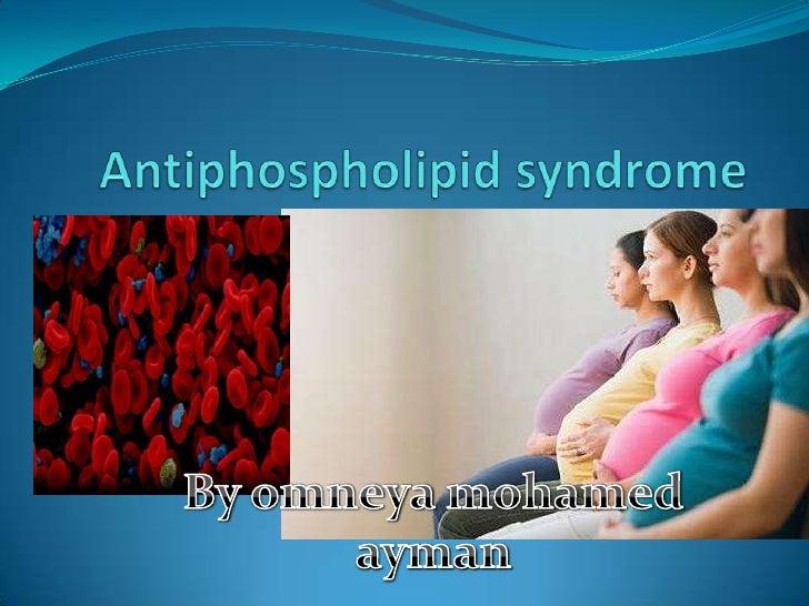 definition Antiphospholipid syndrome or antiphospholipid  antibody syndrome (APS or APLS or) is  an autoimmune,hypercoagu...