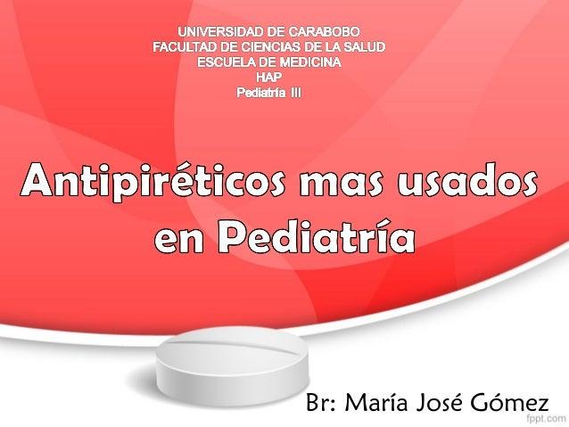 Br: María José Gómez