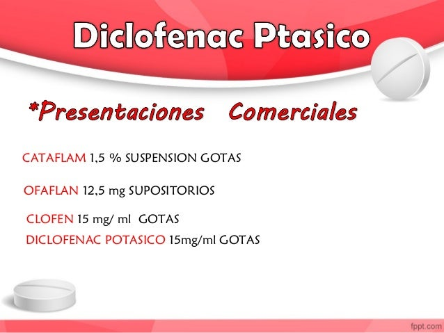 diclofenac potasico 150mg