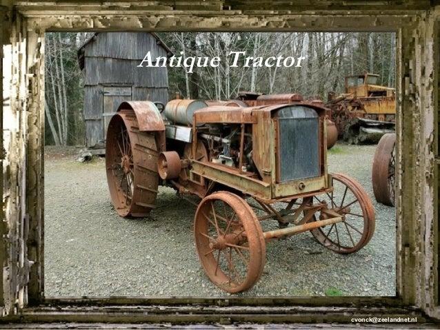 Antique tractor elg_x_xh_x