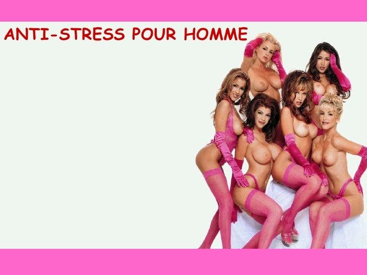 ANTI-STRESS POUR HOMME
