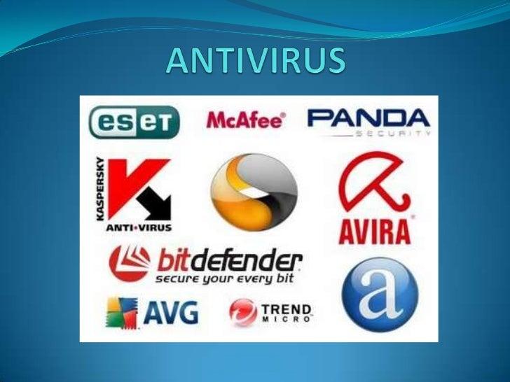 Los antivirus son programas cuyo objetivoes detectar y/o eliminar virus informáticos.Con el transcurso del tiempo los anti...