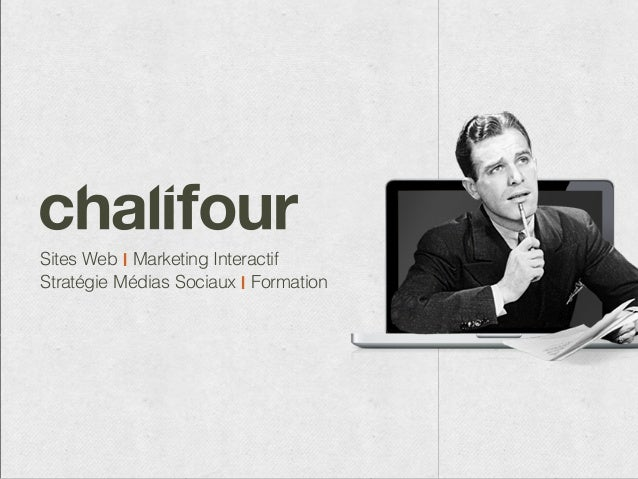 Sites Web | Marketing InteractifStratégie Médias Sociaux | Formation