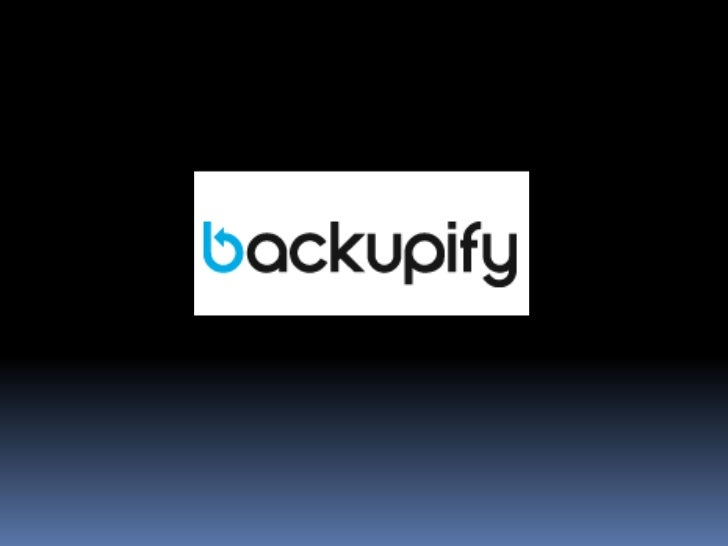 Protect your online life withBackupify!