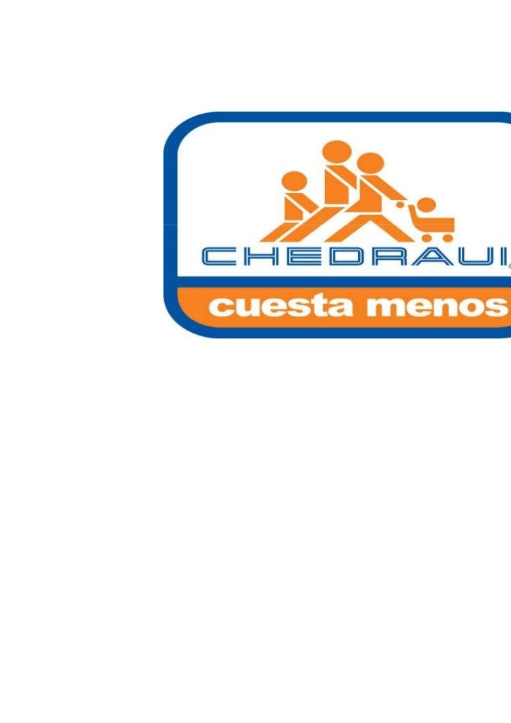 Grupo Comercial     ChedrauiUna historia de éxito en el Comercio…