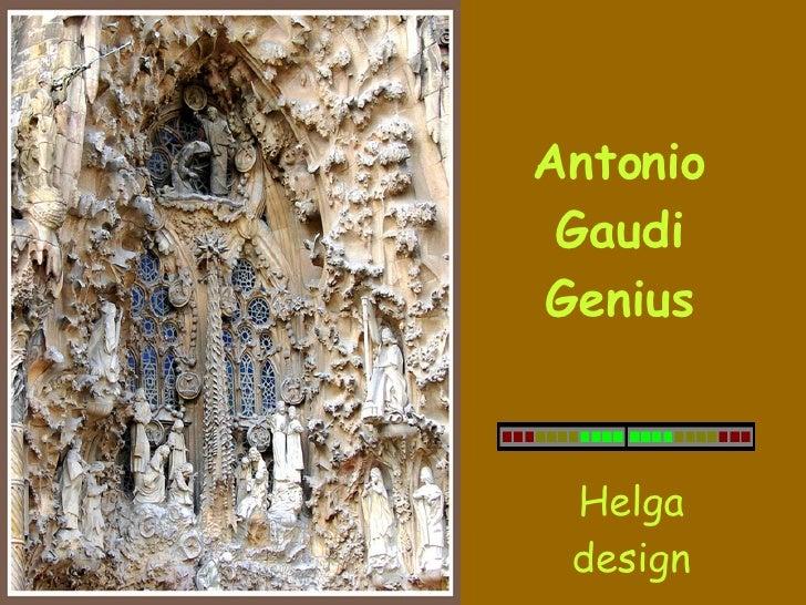 Antoni Gaudí i l\'arquitectura modernista