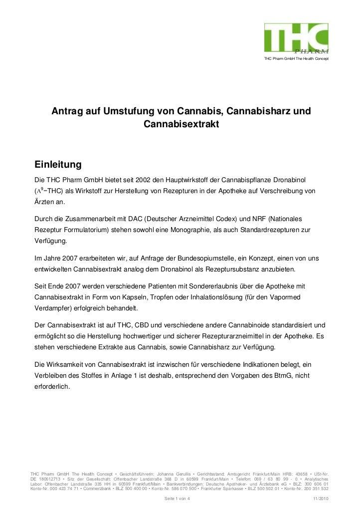 Antrag auf Umstufung von Cannabis und Cannabisextrakt Final.docx