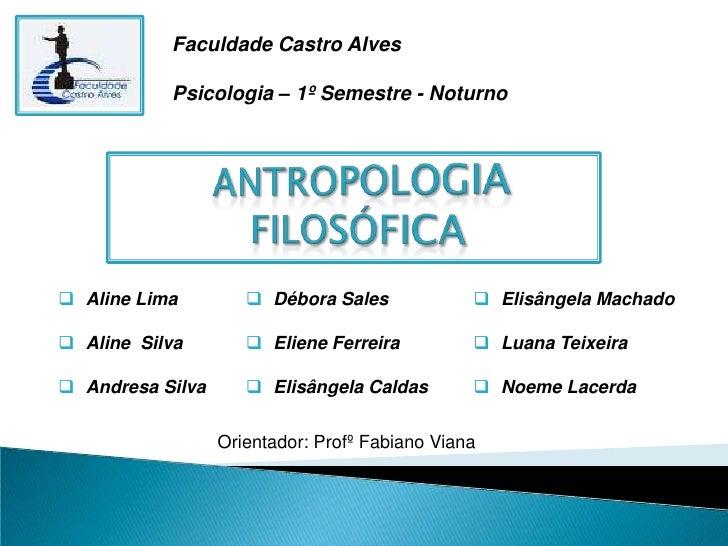 Antropologia (Slide)[1][1][1]