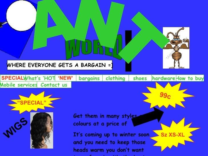 Laga and Teresa\'s Ant Website
