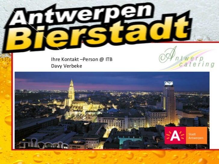 Antwerpen Bierstadt