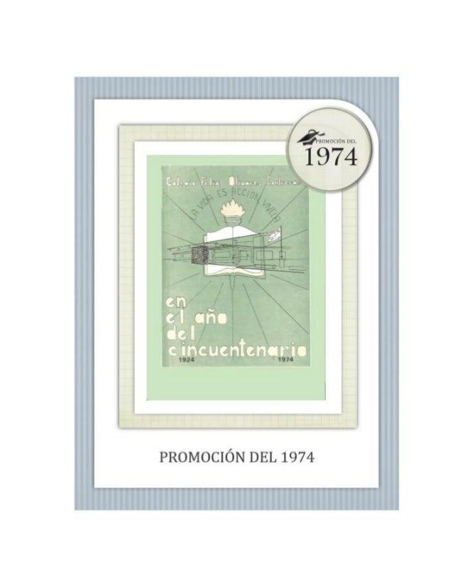 Anuario 1974