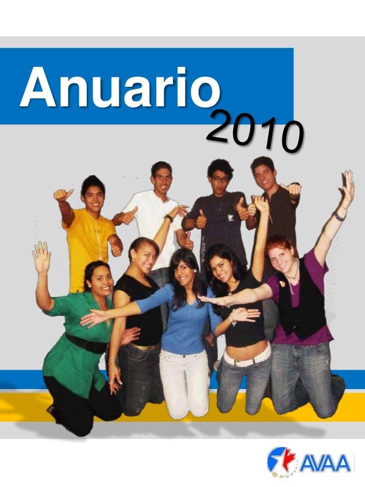 Anuario<br />2010<br />