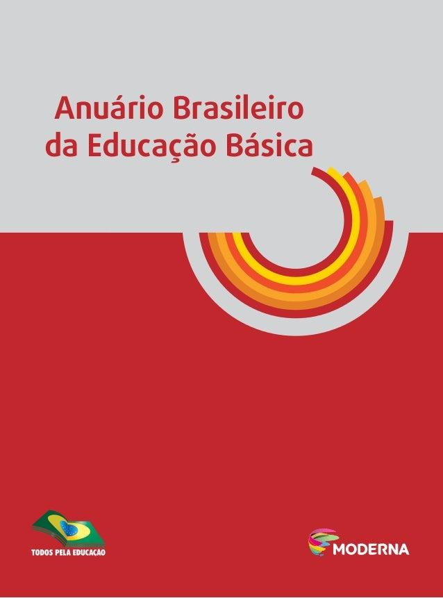 Anuário Brasileiroda Educação Básica