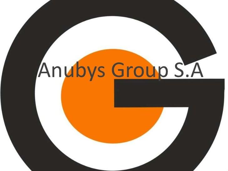 Anubys Group Company Profile