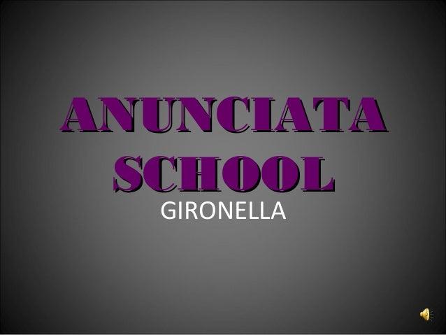 Anunciata school