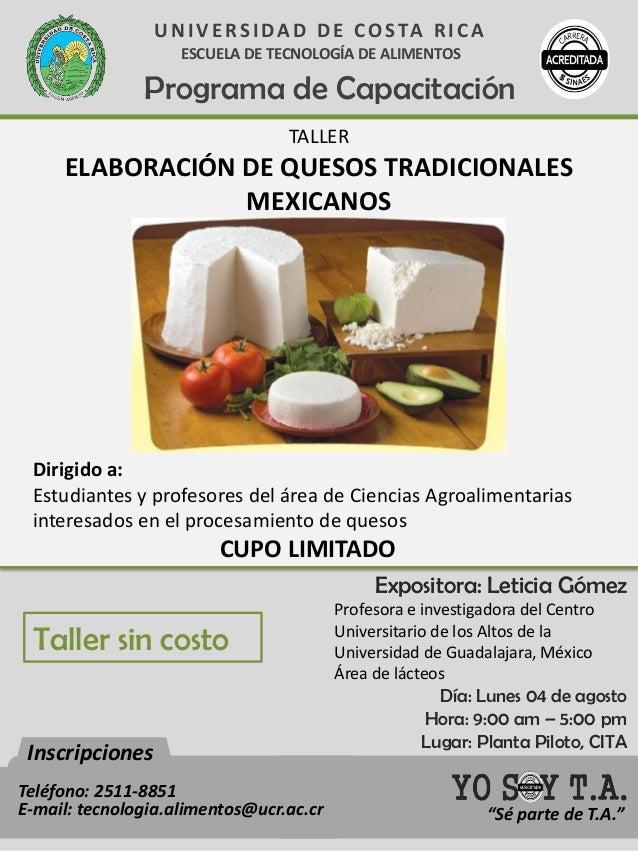 Anuncio quesos mexicanos 1