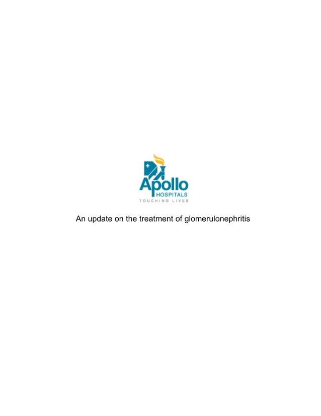 An update on the treatment of glomerulonephritisa
