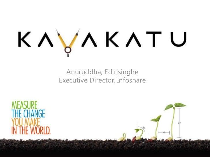 Anuruddha, EdirisingheExecutive Director, Infoshare