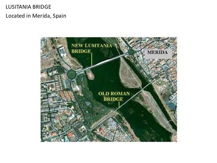 Anusha p  lusitania bridge