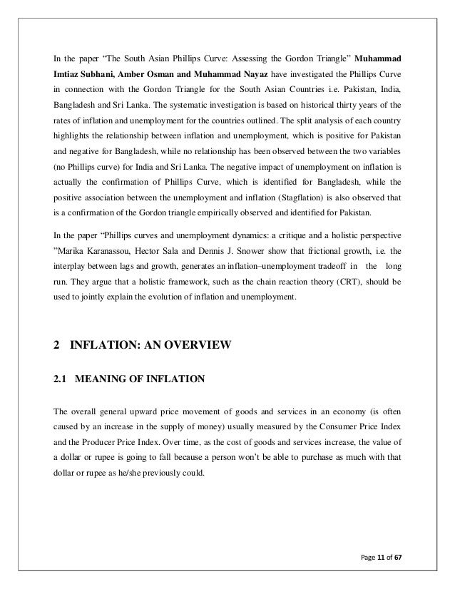 essay inflation india 2011 Inflation rate is the percentage increase in general level of prices over a period it represents the rate at which the purchasing power of money has eroded over a period.