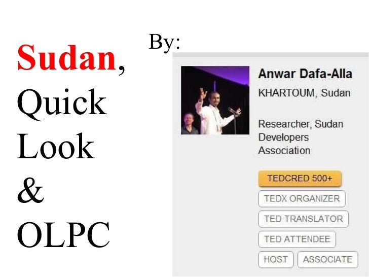 OLPC to Sudan @ Seoul National University