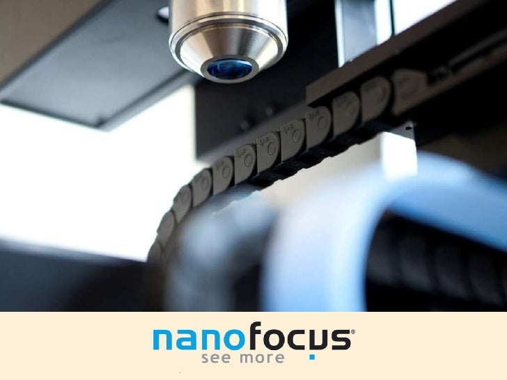 NanoFocus Applications