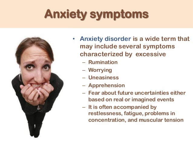 Natural Treatment For Anxiety And Depression Disorder