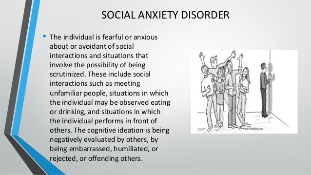 Social anxiety disorder and simple technique to beat your
