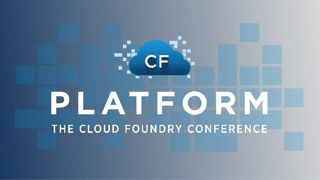 Continuous Deployment with Cloud Foundry