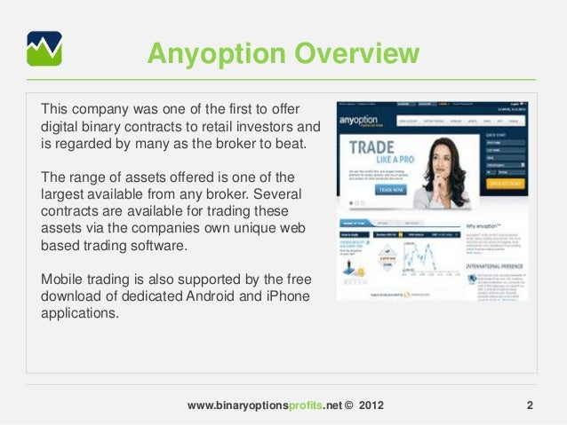 Any option trading reviews