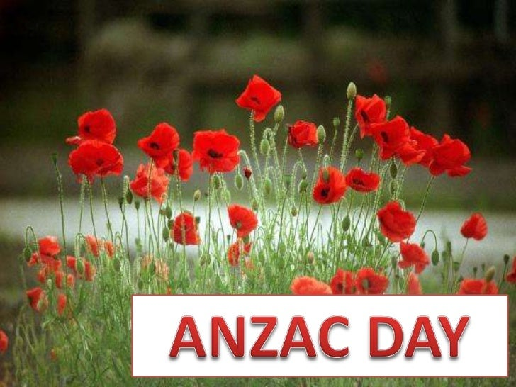 ANZAC DAY<br />