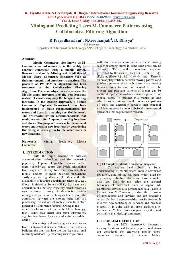 R.Priyadharshini, N.Geethanjali, B. Dhivya / International Journal of Engineering Researchand Applications (IJERA) ISSN: 2...