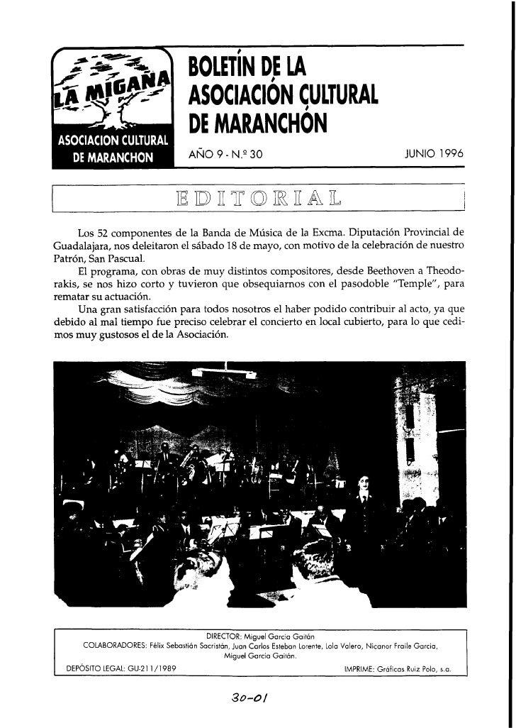 BOLETIN LA                                             DE                                      ASOCIACIONCULTURAL         ...