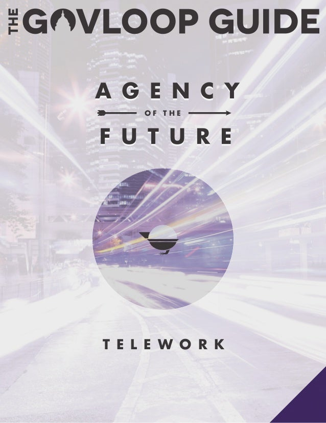Telework More Than a Trend – A Workplace Transformation