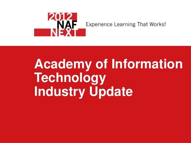 AOIT industry update