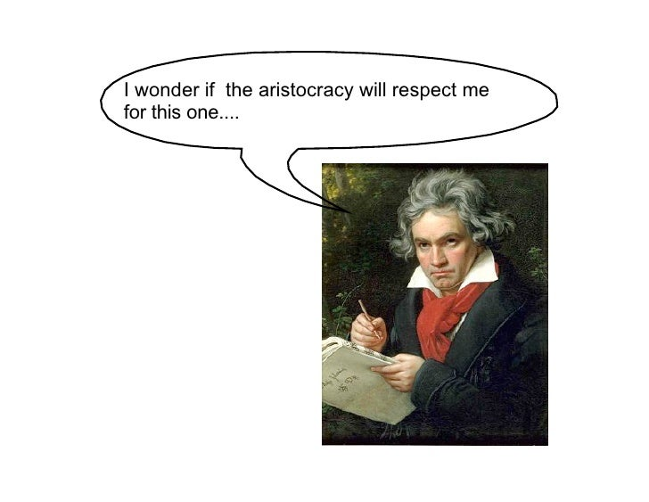 I wonder if the aristocracy will respect me for this one....