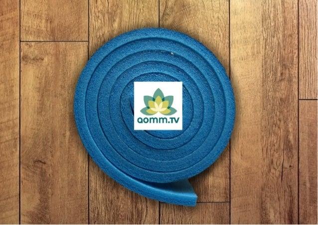 Campaña Aomm.tv Yoga Online