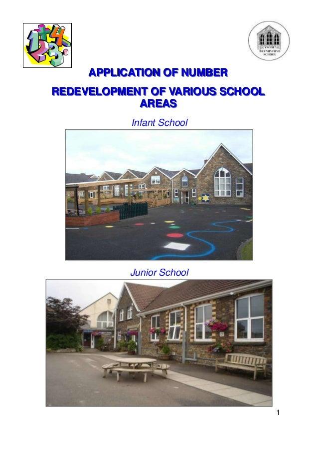Development of School Areas