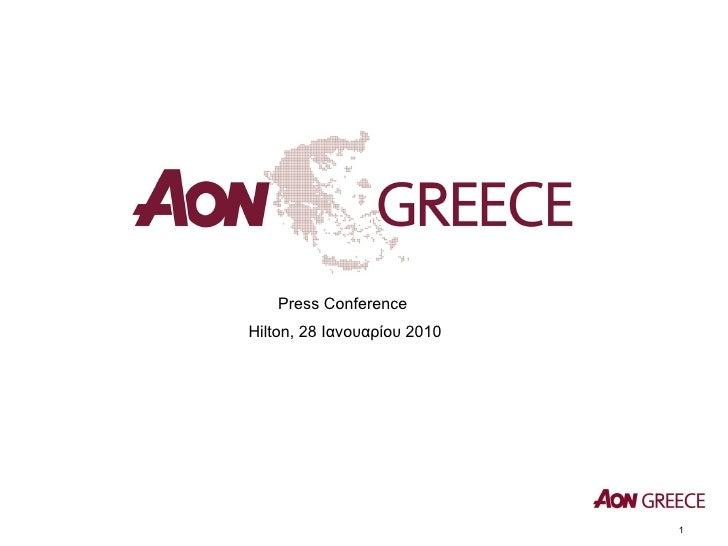 Aon Presentation Corp