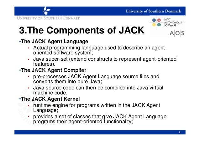 Jack Agent Language The Jack Agent Compiler