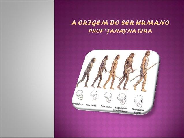 Período da História que teve início com osurgimento do homem, há mais ou menos 7     milhões de anos, e terminou com a    ...
