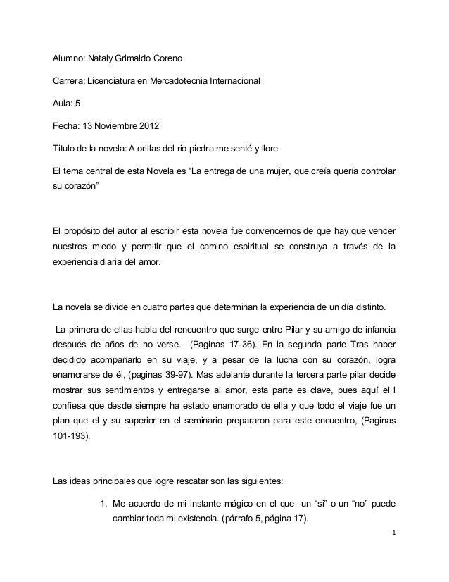 Alumno: Nataly Grimaldo CorenoCarrera: Licenciatura en Mercadotecnia InternacionalAula: 5Fecha: 13 Noviembre 2012Titulo de...